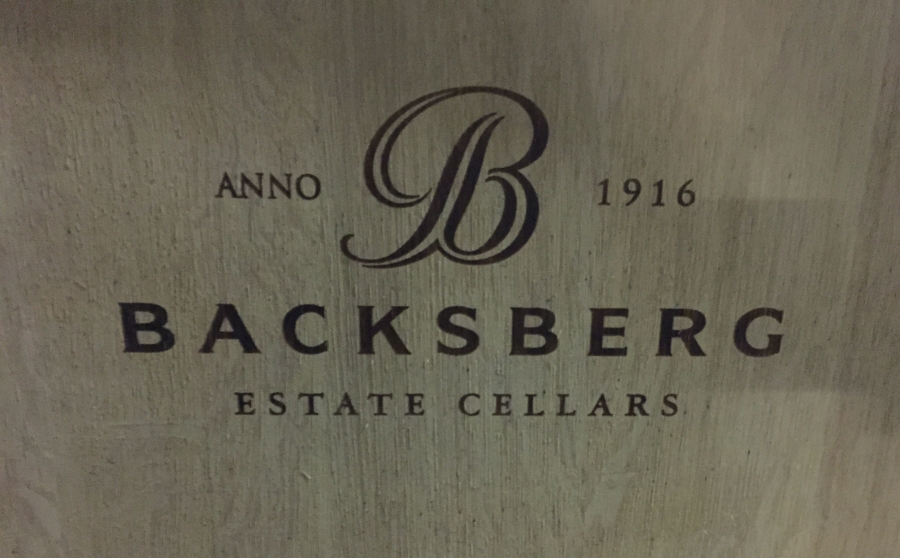 Backsberg Estate Cellars
